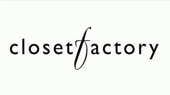 Closet Factory TV Spot, 'Custom Designs' - Thumbnail 2