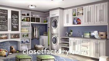 Closet Factory TV Spot, 'Custom Designs' - Thumbnail 6