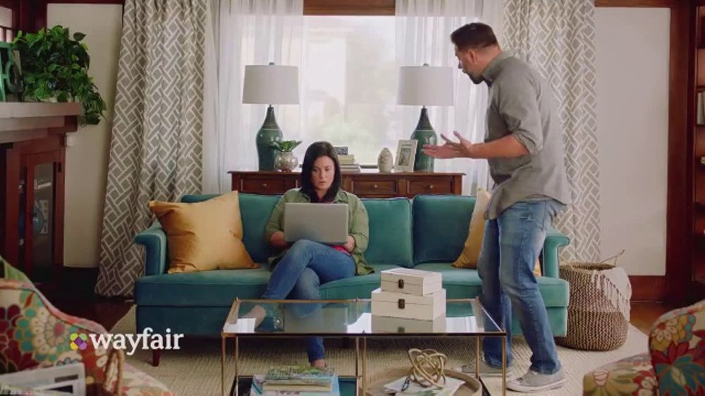 Sensational Wayfair Tv Commercial Jingle Video Frankydiablos Diy Chair Ideas Frankydiabloscom