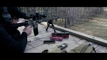 Savage Arms MSR 15 Valkyrie TV Spot, 'The Impossible' Feat. Jim Gilliland - Thumbnail 8