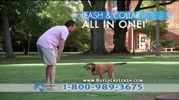 Lucky's Leash TV Spot, 'To the Rescue' - Thumbnail 4