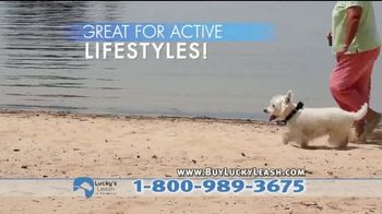 Lucky's Leash TV Spot, 'To the Rescue' - Thumbnail 6