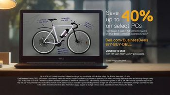 Dell TV Spot, 'Small Business Isn't Small' - Thumbnail 10