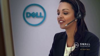 Dell TV Spot, \'Small Business Isn't Small\'