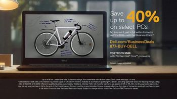 Dell TV Spot, 'Small Business Isn't Small' - Thumbnail 9