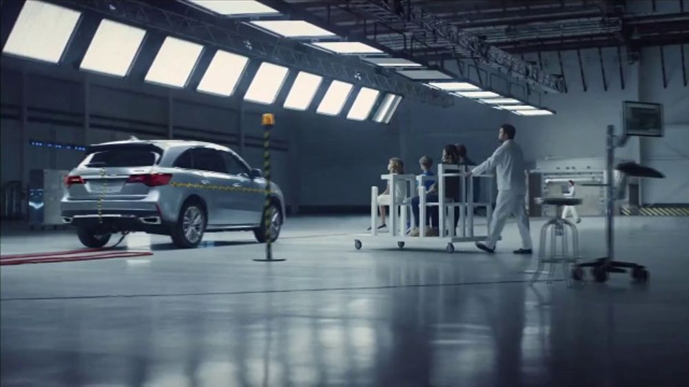 Acura Mdx Tv Commercial The Test T1 Ispottv