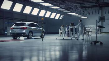 Acura MDX TV Spot, 'The Test' [T1] - 4240 commercial airings
