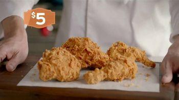Popeyes TV Spot, 'Lleno de sabor' [Spanish] - Thumbnail 3