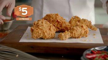 Popeyes TV Spot, 'Lleno de sabor' [Spanish] - Thumbnail 4