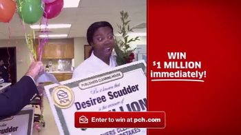 Publishers Clearing House TV Spot, 'June 29: $1,000 a Week for Life' - Thumbnail 3
