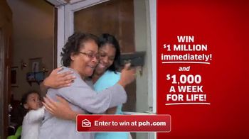 Publishers Clearing House TV Spot, 'June 29: $1,000 a Week for Life' - Thumbnail 6