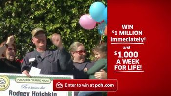 Publishers Clearing House TV Spot, 'June 29: $1,000 a Week for Life' - Thumbnail 7