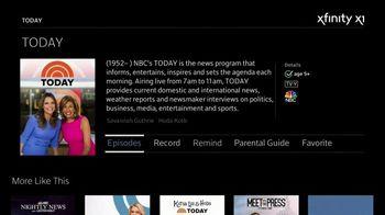 XFINITY X1 TV Spot, 'NBC: News' - Thumbnail 4