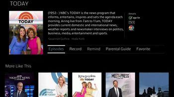 XFINITY X1 TV Spot, 'NBC: News' - Thumbnail 5