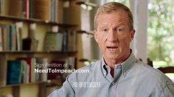 Tom Steyer TV Spot, 'Add Your Name' - Thumbnail 9