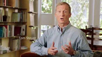 Tom Steyer TV Spot, 'Add Your Name' - Thumbnail 1