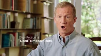Tom Steyer TV Spot, 'Add Your Name' - 35 commercial airings