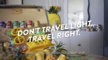Bud Light Pine-Apple-Rita TV Spot, 'HAVE-A-RITA: Suitcase' - Thumbnail 6