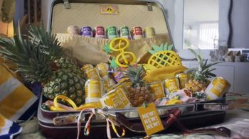 Bud Light Pine-Apple-Rita TV Spot, 'HAVE-A-RITA: Suitcase'