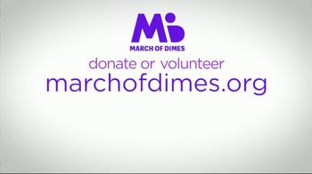 March of Dimes TV Spot, 'FOX 4: The March Goes On' - Thumbnail 10