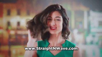 Straight N' Wave TV Spot, 'Salon Styling Tool' - Thumbnail 5