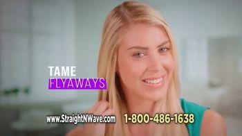 Straight N' Wave TV Spot, 'Salon Styling Tool'