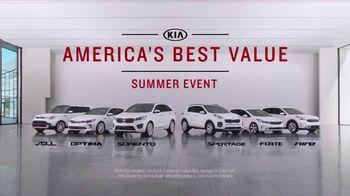 Kia America's Best Value Summer Event TV Spot, 'Sister: Overpaid Celebrity Spokesperson' [T1] - Thumbnail 8
