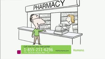 Humana TV Spot, 'Choose a New Plan Right Now'