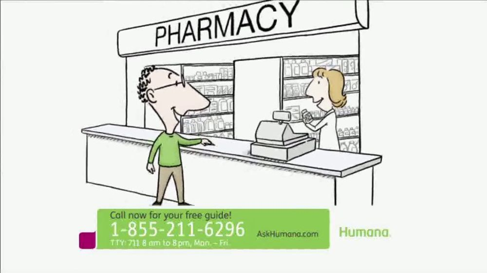 Humana TV Commercial, 'Choose a New Plan Right Now'