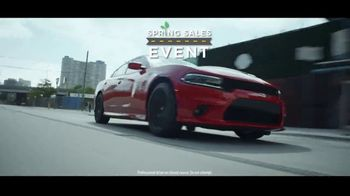 Dodge Spring Sales Event TV Spot, 'Brotherhood of Muscle: 2018 Charger' [T2]