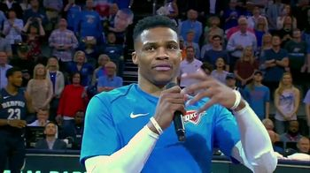 NBA TV Spot, 'Thank You' - 1 commercial airings