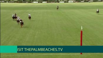 Discover the Palm Beaches TV Spot, 'Palm Beaches TV: Polo Championship' - Thumbnail 5