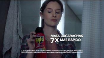 Raid TV Spot, 'It's Good To Be Tough: Roach Patrol' [Spanish] - Thumbnail 4