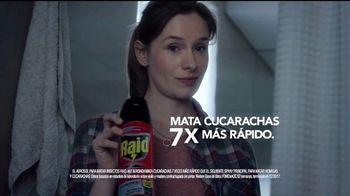 Raid TV Spot, 'It's Good To Be Tough: Roach Patrol' [Spanish] - Thumbnail 5