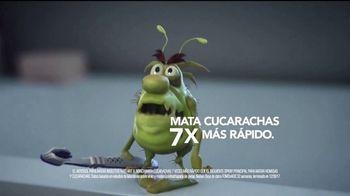 Raid TV Spot, 'It's Good To Be Tough: Roach Patrol' [Spanish] - Thumbnail 6