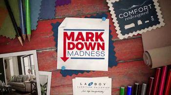 La-Z-Boy Mark Down Madness TV Spot, 'Closeouts and Overstocks' - Thumbnail 3