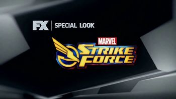 Marvel Strike Force TV Spot, 'FX Network: Customization' - Thumbnail 2