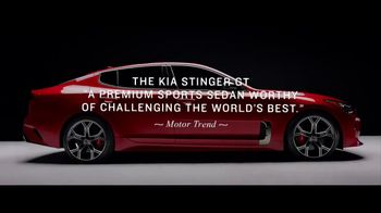 2018 Kia Stinger GT TV Spot, 'The Reviews Are In' [T1] - Thumbnail 2