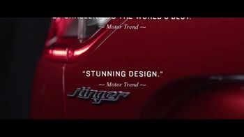 2018 Kia Stinger GT TV Spot, 'The Reviews Are In' [T1] - Thumbnail 3