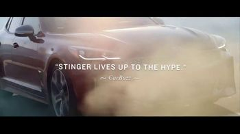 2018 Kia Stinger GT TV Spot, 'The Reviews Are In' [T1] - Thumbnail 5