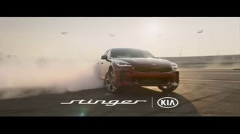 2018 Kia Stinger GT TV Spot, 'The Reviews Are In' [T1] - Thumbnail 8