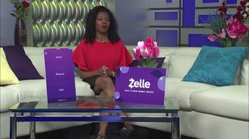 Zelle TV Spot 'More in a Minute: Access to Money' Featuring Kia Malone