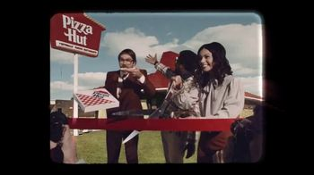 Pizza Hut Double Cheesy Crust Pan Pizza TV Spot, 'Celebrating 60 Years' - Thumbnail 1