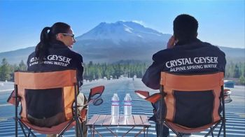 Crystal Geyser TV Spot, 'Mountain Echo' - Thumbnail 5