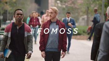 Dunkin' Donuts Smoked Sausage Breakfast Sandwich TV Spot, 'FOMOSS'