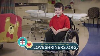 Shriners Hospitals for Children TV Spot, 'Imagine: Alec' - Thumbnail 4