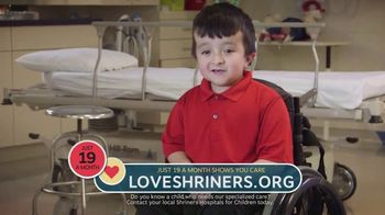 Shriners Hospitals for Children TV Spot, 'Imagine: Alec' - Thumbnail 5