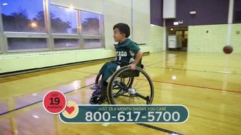 Shriners Hospitals for Children TV Spot, 'Imagine: Alec' - Thumbnail 7