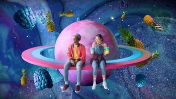 Dunkin' Donuts Cosmic Coolatta TV Spot, 'Out of This World'