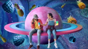 Dunkin' Donuts Cosmic Coolatta TV Spot, 'Out of This World' - Thumbnail 4